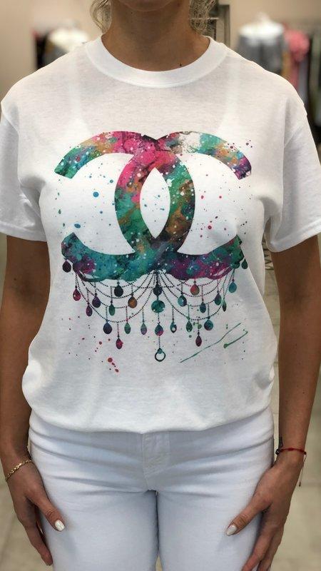 Ezra Rainbow T-Shirt