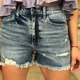 Brandy High Rise Shorts