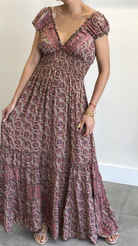 Rose Ivys Off-Shoulder Dress