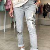 Haven Star Camo Patch Pants