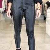 Zara Print Snake Pants