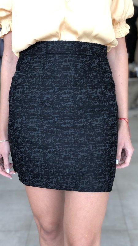 Sandra Jacquard Skirt
