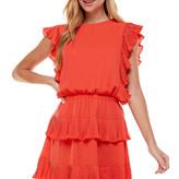 Dorothy Ruffle Dress