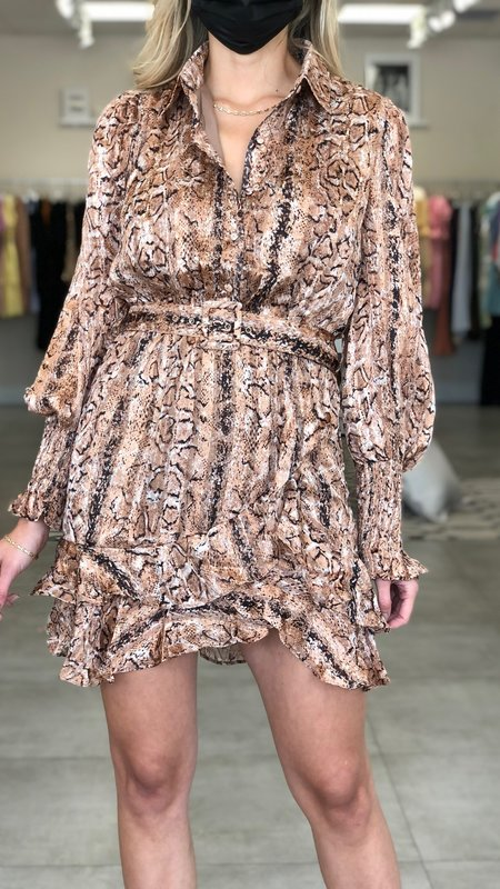 Kendra Long Sleeve Dress