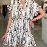 Nadia Snake Print Dress