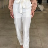 Amanda Paperbag Ankle Pants