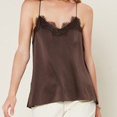 Leilani Thin Strap Cami with Lace Detail