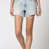 Daisy Classic Side Slit Shorts