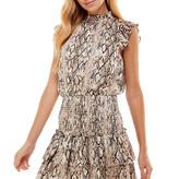 Giana Ruffle Dress