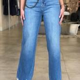 Melina High Waist Wide Leg Dad Jean