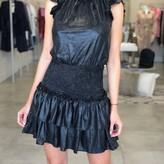 Belen Ruffle Dress Short Sleeve