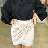 Alaina Pleats Bodysuit