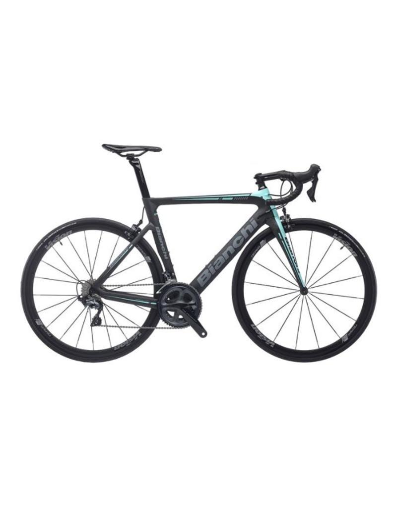 837aa8d61ea Bianchi Aria Ultegra Black/Celeste - Le CycloSportif Noosa Heads ...