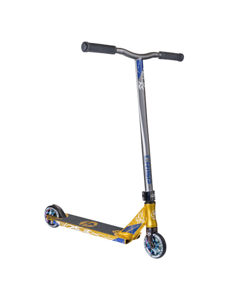 Crisp Scooters Crisp Inception Gold Grey