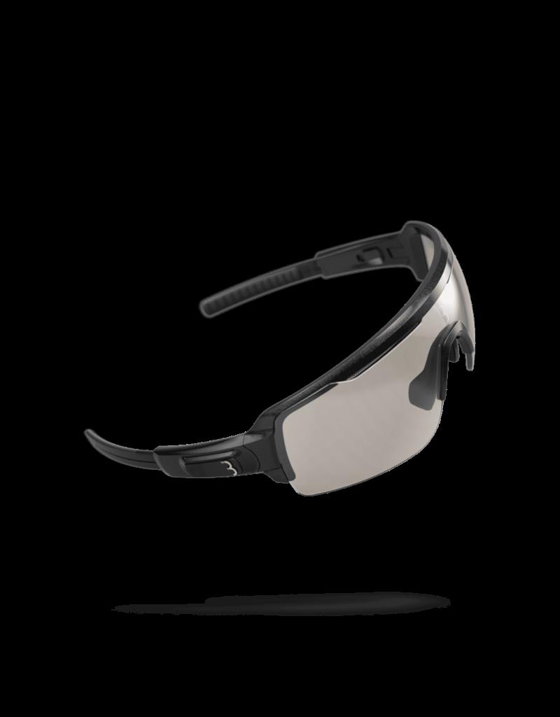 BBB Commander Sunglasses Glossy Black Photochromatic