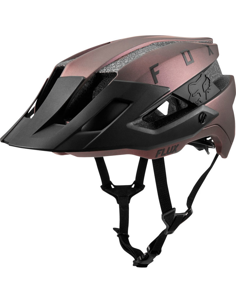 Fox Flux solid Helmet 2019