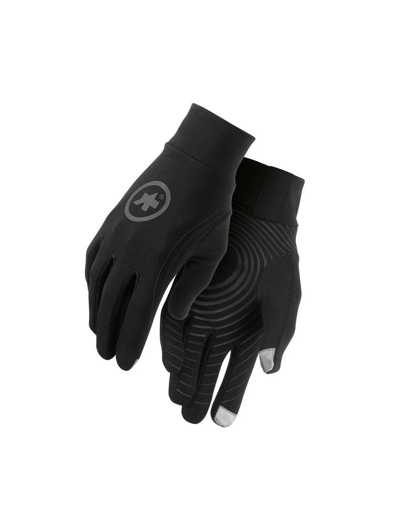 Assos Assos Gloves Tiburu Evo7 Black