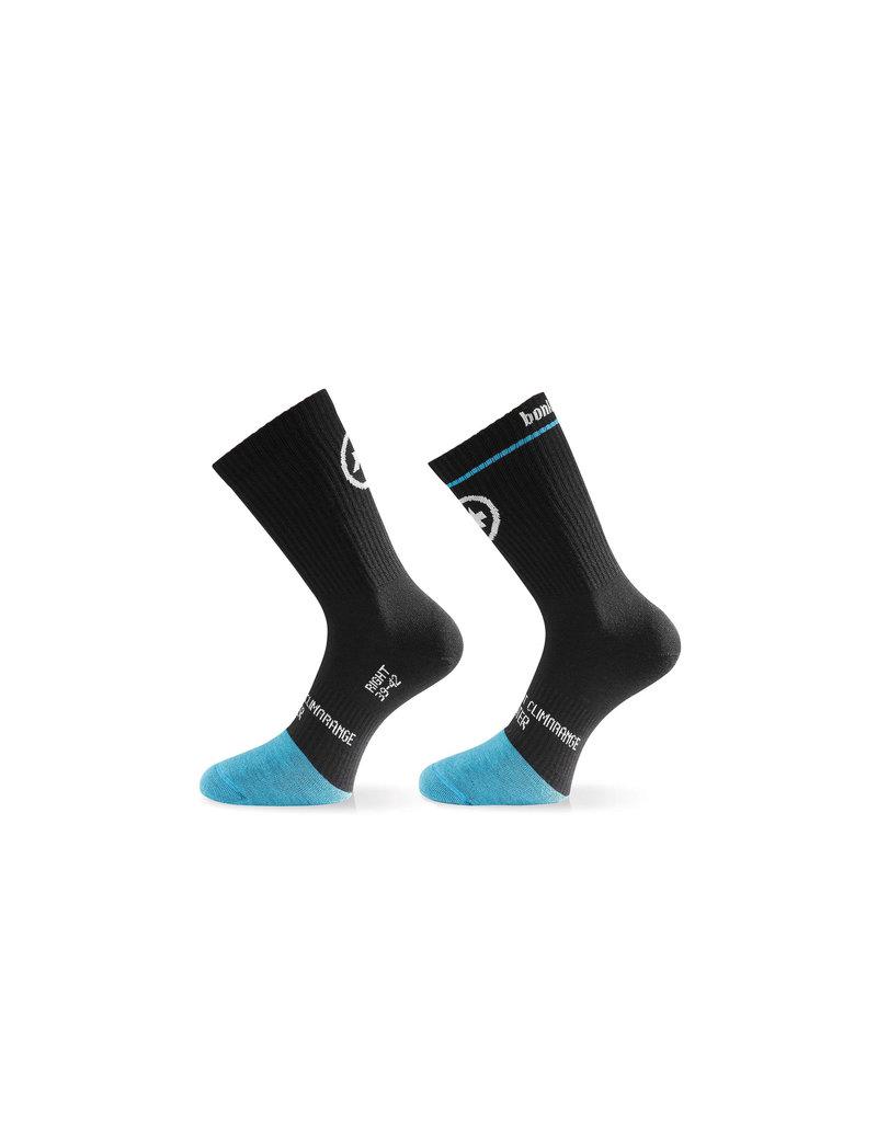 Assos Assos Socks Bonka Black Series