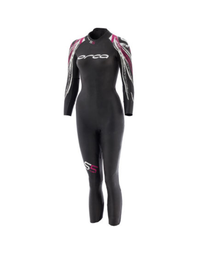 Orca Orca S5 Full sleeve Wetsuit Womens Black