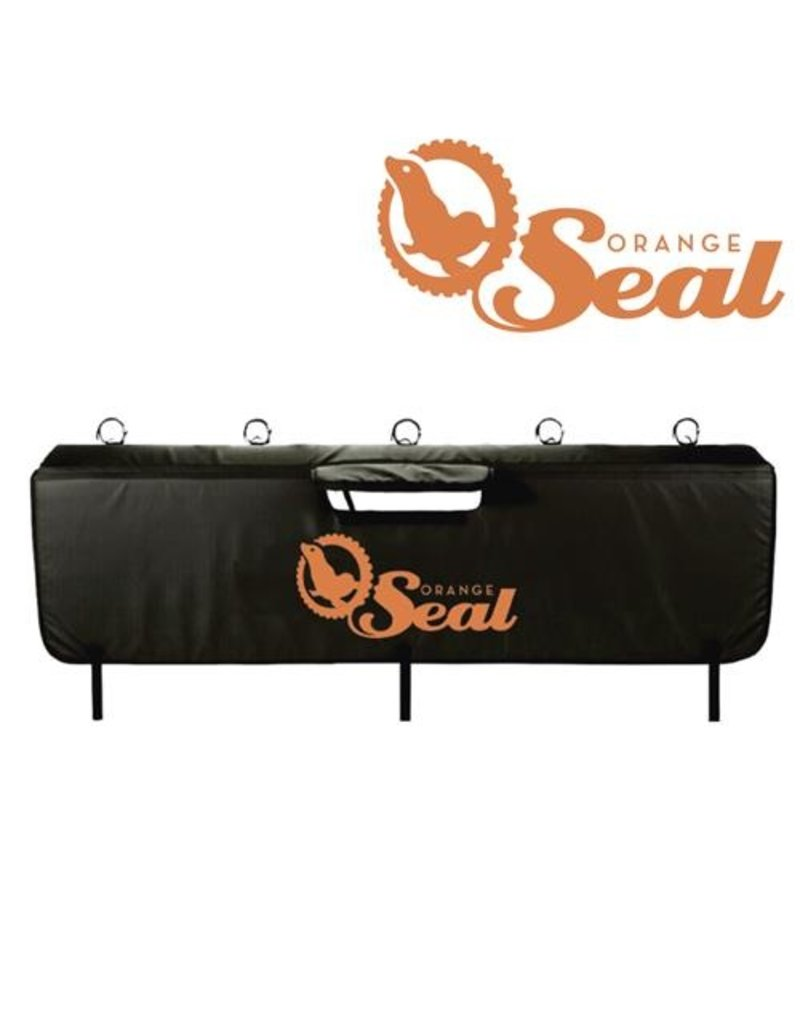 orange Orange Seal Tailgate Pad