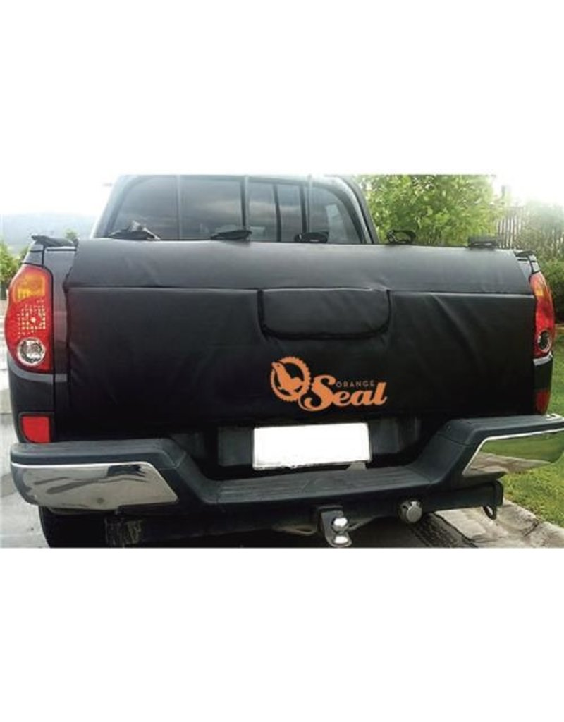 Orange Seal Tailgate Pad