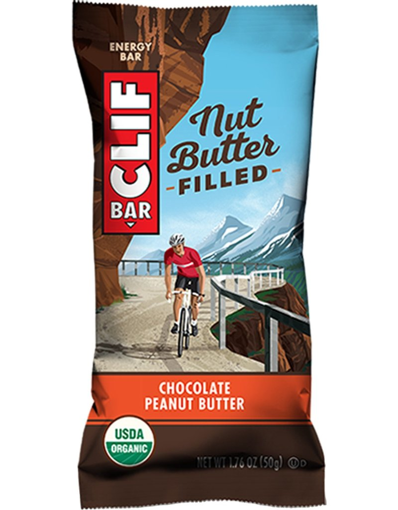 CLIF Clif Bar Nutbutter Chocolate Peanut Butter