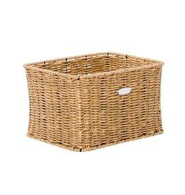 Lekker Lekker Dutch  Front Basket- Honey Brown