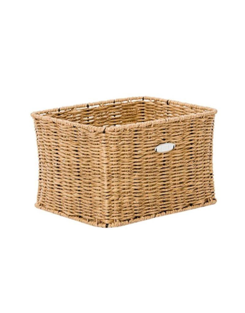 Lekker Lekker Dutch  Front Basket - Dark Brown