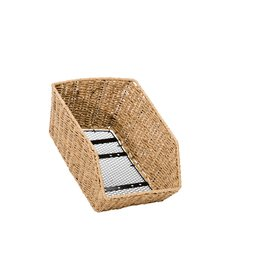 Lekker Dutch  Rear Basket- Honey Brown