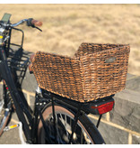 Lekker Dutch Rear Basket - Dark Brown