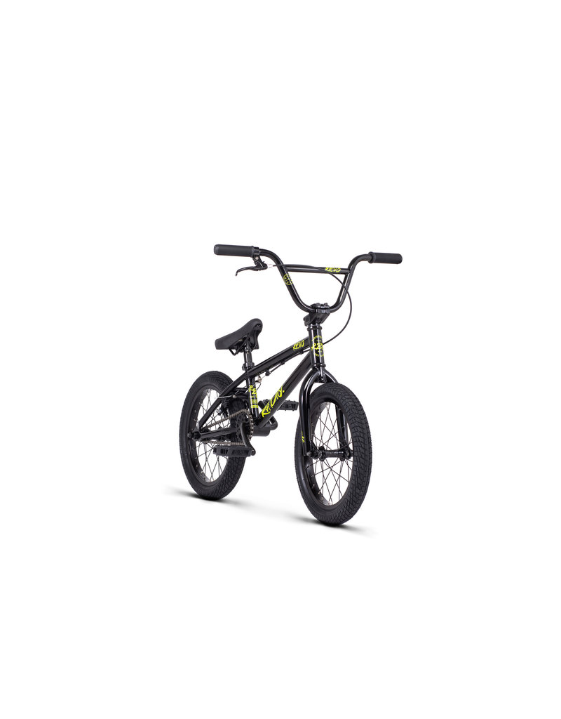 Radio Radio Revo 16' 17.55TT Black Yellow