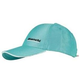 Bianchi Bianchi Free Time Baseball Cap Celeste