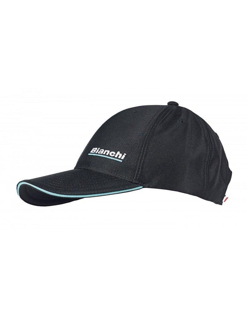 Bianchi Bianchi Free Time Baseball Cap Black