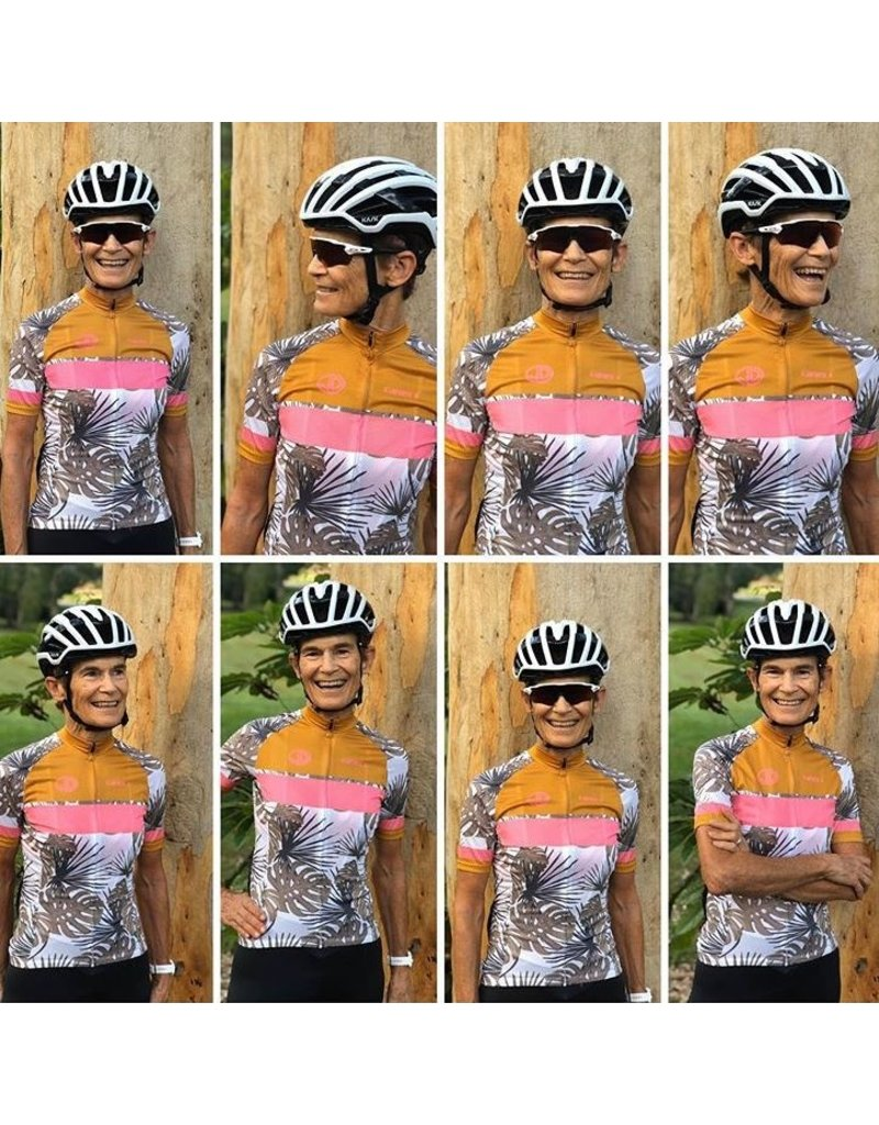 Tineli Tropical Gold Jersey Womens