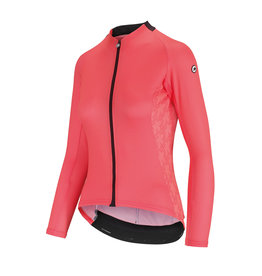 Assos Assos UMA GT Summer Long Sleeve Jersey Galaxy Pink Small