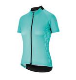 Assos Assos UMA GT Short Sleeve Jersey EVO Aqua Green