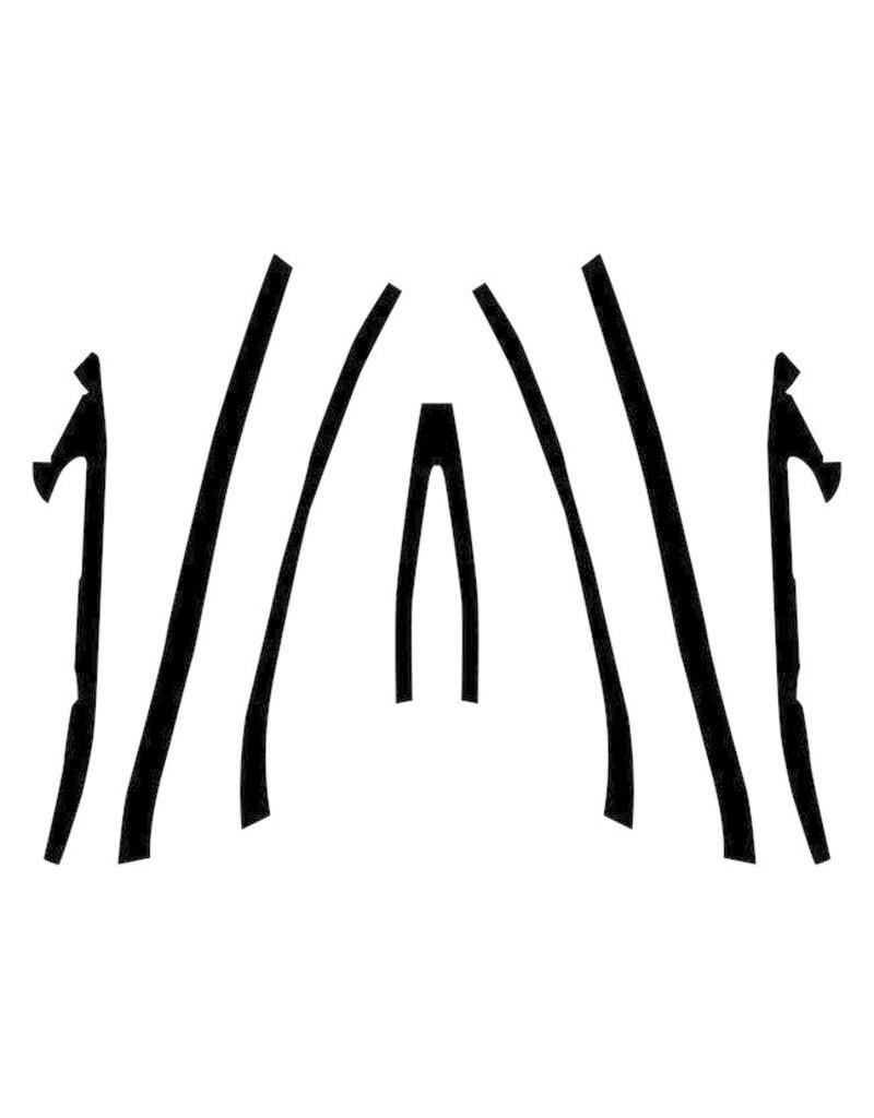 Kask Kask Valegro Spare Pad Kit Small / Medium