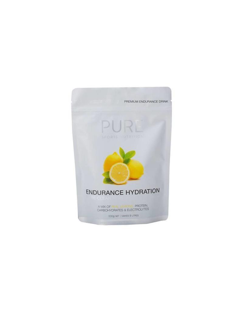 Pure Sports Nutrition Pure Endurance Hydration Lemon 500Gram