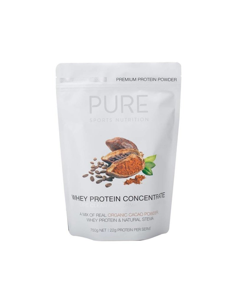 Pure Sports Nutrition Pure Whey Protein Organic Cacao 750 Grams