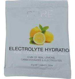 Pure Sports Nutrition Pure Electrolyte Hydration Sachets Lemon 42Grames