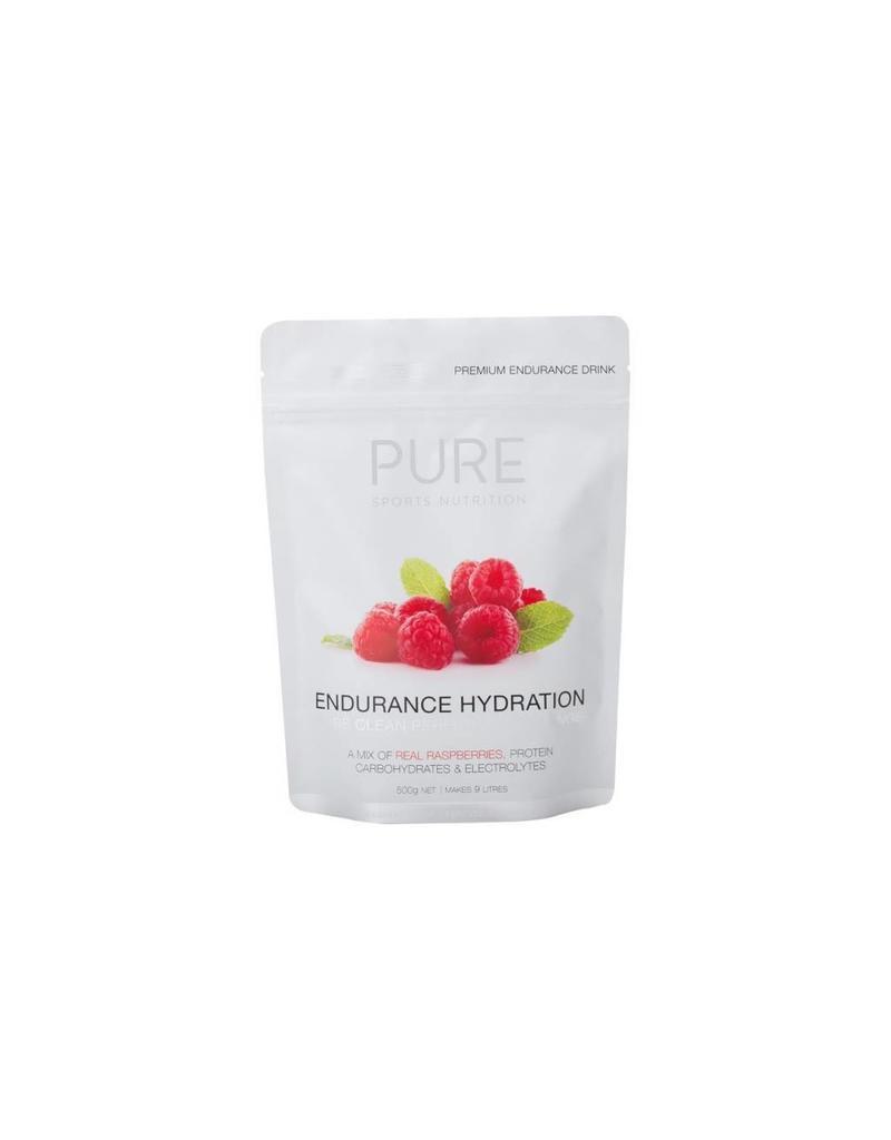 Pure Sports Nutrition Pure Endurance Hydration Raspberry 500Grams