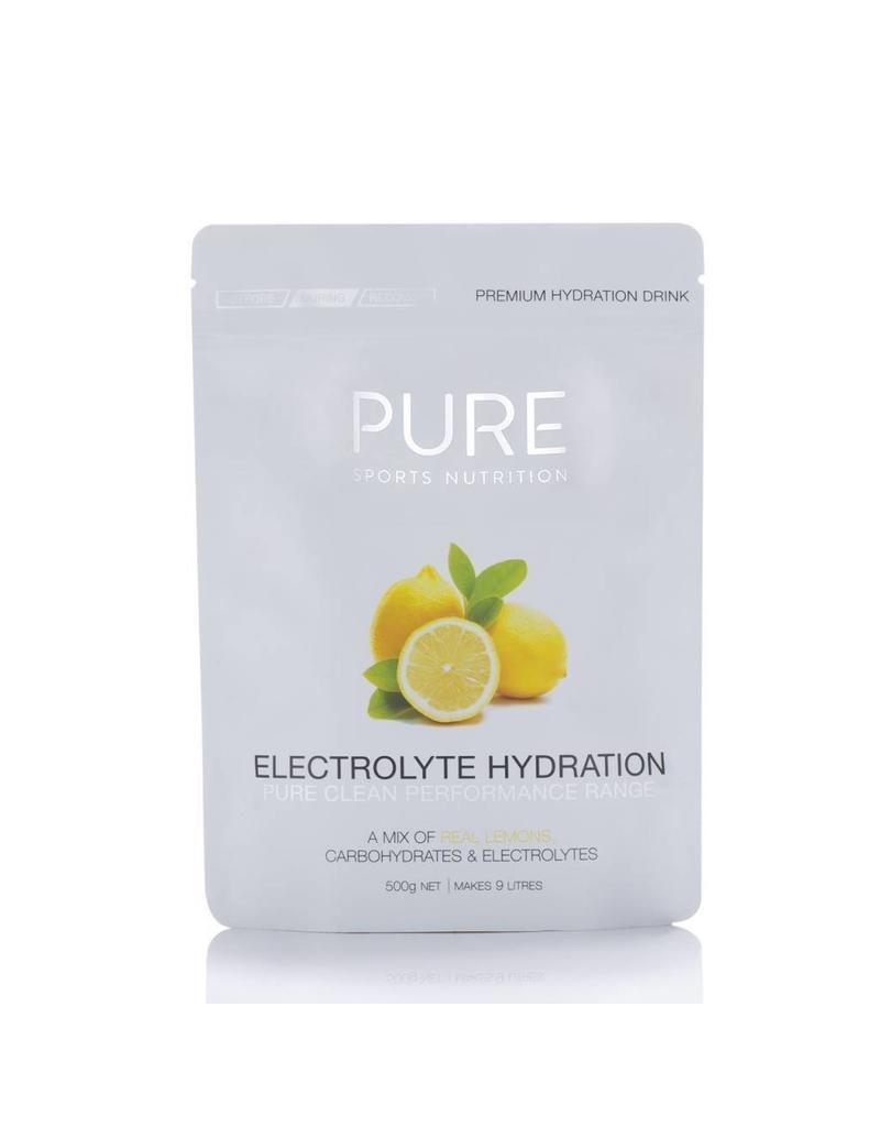 Pure Sports Nutrition Pure Electrolyte Hydration Lemon