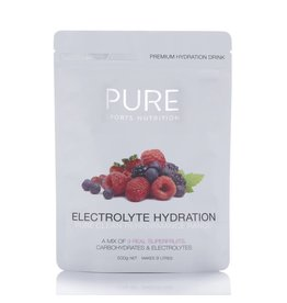 Pure Sports Nutrition Pure Electrolyte Hydration Super Fruit