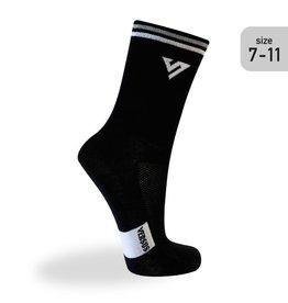 Versus Black (Race) Socks Size 7-11