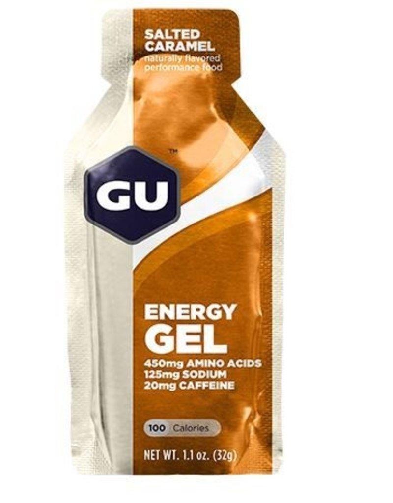 GU Salted Caramel Gel