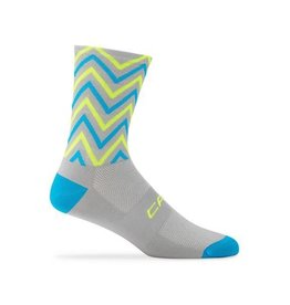 Capo Capo Vivo Grey Socks Size L/XL