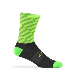 Capo Capo Gio Green Socks Size L/XL