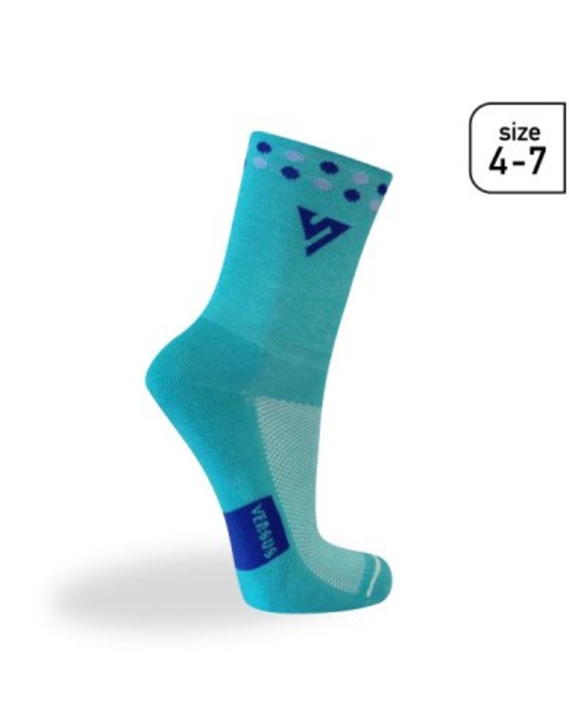 Versus Versus Mint (Trail) Socks Size 4-7