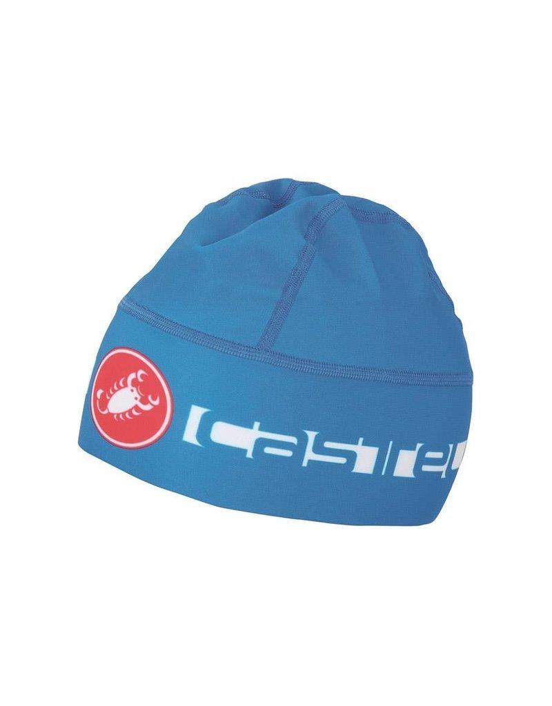Castelli Castelli Thermo Skully Blue