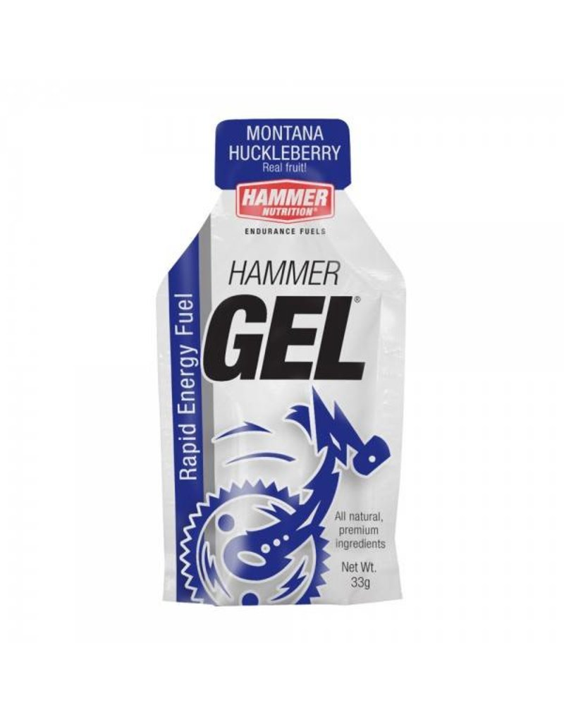 Hammer Nutrition Hammer Nutrition Gel Montana Huckleberry